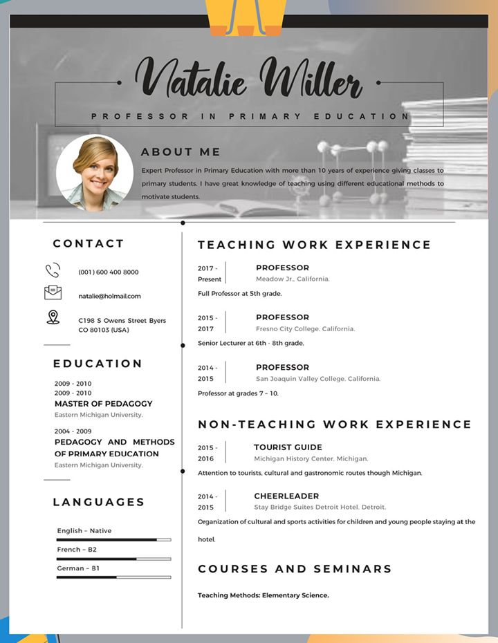 resume,objective,examples,for,teachers