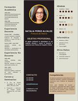 currículum profesor n° 117 - trabajo en colegios