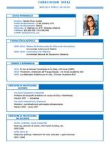 currículum profesor n° 18 trabajo colegios privados