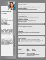 currículum profesor n° 26 - para colegios privados