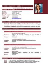 currículum profesor n° 37 - para mandar a escuelas