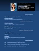 currículum profesor n° 40 trabajar en colegios
