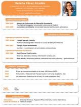 currículum profesor n° 43 empleo colegios privados