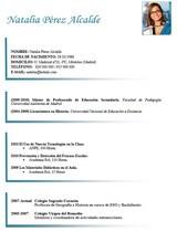 currículum profesor n° 56 - para colegios privados