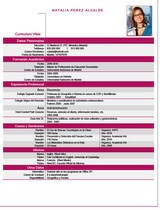 currículum profesor n° 55 empleo en colegios