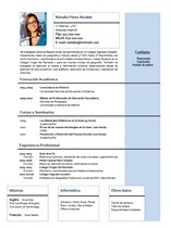 currículum profesor n° 23 - buscar empleo en colegios