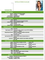 currículum profesor n° 63 empleo en colegios