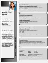 currículum profesor n° 70 para colegios privados
