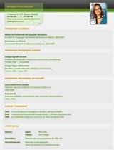 currículum profesor n° 78 para colegios privados