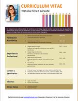 currículum profesor n° 8 - buscar empleo en colegios
