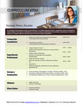currículum profesor n° 11 - para mandar a colegios