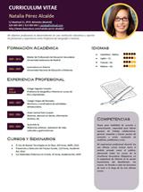 currículum profesor n° 3 - empleo colegios privados