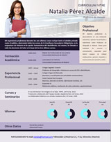 currículum profesor n° 111 - para colegios privados
