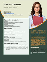currículum profesor n° 2 - trabajar en colegios