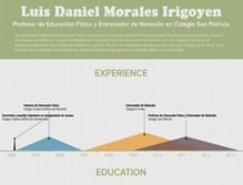 currículum online profesor n° 5 - para mandar a escuelas