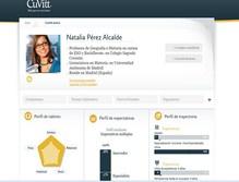 currículum online profesor n° 7 - para colegios privados