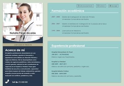 currículum online profesor n° 1 - mandar curriculum empresas