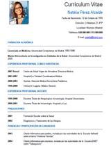 currículum profesor n° 22 - enviar curriculum empresas de selección, RRHH