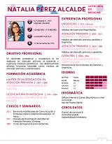 currículum profesor n° 11 - empleo en gas natural, seat