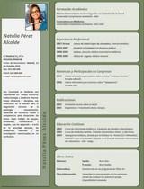 currículum profesor n° 24 - enviar cv hoteles