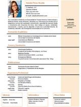 cv médico-enfermera n° 19 empleo hospitales y clinicas privadas