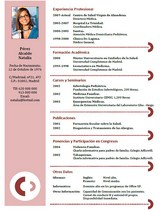 currículum profesor n° 28 - mandar cv laboratorios farmaceuticos