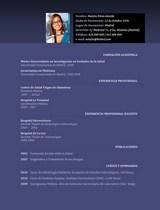 currículum profesor n° 15 - envio curriculum empresas de selección, RRHH