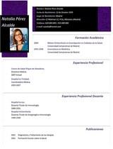 currículum profesor n° 39 - mandar curriculum médicos