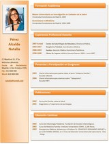 currículum profesor n° 40 - empleo en hoteles