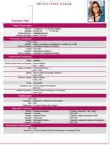 currículum profesor n° 42 - buscar empleo en el corte ingles, gas natural, carrefour, seat, alcampo