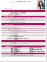 currículum profesor n° 42 - enviar curriculum hoteles