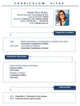 currículum profesor n° 49 - envio cv empresas