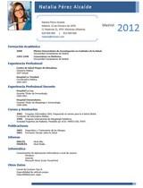 cv médico-enfermera n° 61 buscar empleo en hospitales y clinicas privadas