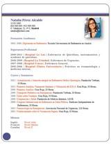 currículum profesor n° 72 - enviar curriculum laboratorios farmaceuticos