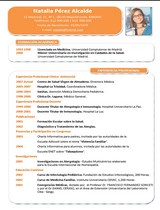 currículum profesor n° 85 - enviar curriculum médicos