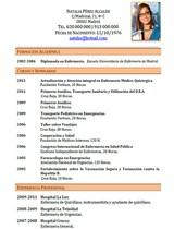 currículum profesor n° 19 - trabajo en el corte ingles, gas natural, carrefour, seat, alcampo
