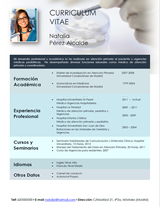 currículum profesor n° 10 - envio cv industrias químicas, alimentacion