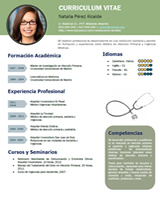 currículum profesor n° 6 - empleo en mercadona, repsol, cepsa, endesa, iberdrola