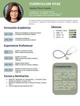 currículum profesor n° 6 - buscar empleo en telefónica, ford, peugeot, renault, nissan