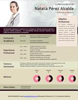 currículum profesor n° 3 - envio curriculum laboratorios farmaceuticos
