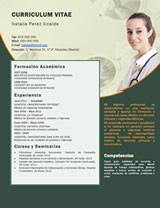 currículum profesor n° 9 - trabajo en el corte ingles, gas natural, carrefour, seat, alcampo
