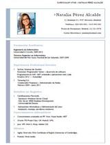 currículum profesor n° 22 - empleo en hoteles