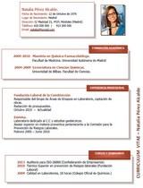currículum profesor n° 32 - envio curriculum laboratorios farmaceuticos