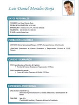 currículum profesor n° 34 - trabajar en gas natural, seat