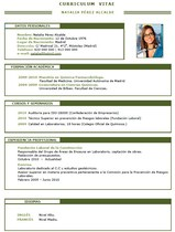 currículum profesor n° 35 - mandar curriculum empresas