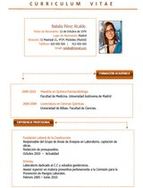 currículum profesor n° 47 - envio cv hoteles