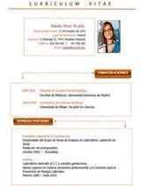 currículum profesor n° 47 - trabajar en repsol, cepsa, endesa, iberdrola