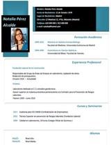 currículum profesor n° 11 - buscar empleo en el corte ingles, gas natural, carrefour, seat, alcampo