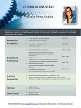 currículum profesor n° 1 - mandar curriculum hoteles