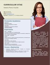 currículum profesor n° 3 - enviar cv hoteles